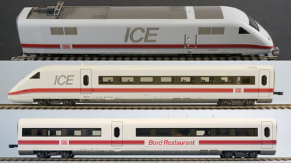 【Fleischmann HO】ICE2