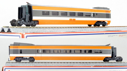 【LIMA HO】 TGV SNCF