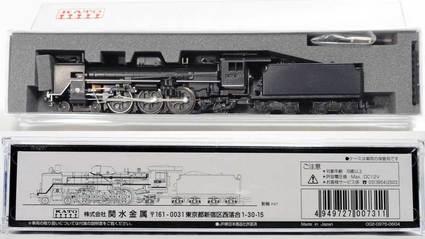 KATO C57-180+ばんえつ物語号