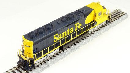 �yKATO HO�zSD45 #5300 #5426 Diesel EMD Powered Santa Fe 2��