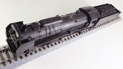 カツミ D52形 蒸気機関車 KTM