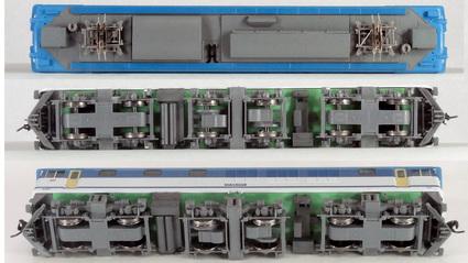【TOMIX HO】EF64 電気機関車1015JR更新車