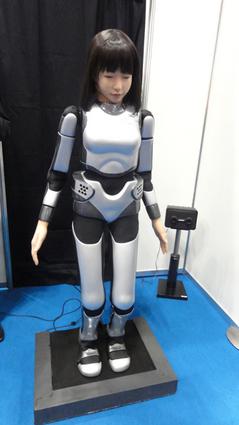 2011国際ロボット展