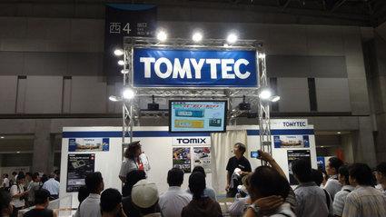 TOMYTEC ステージ