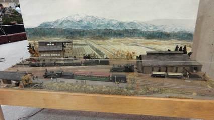 米山鉄道 HO1067