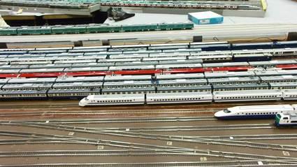 横須賀鉄道模型同好会2012