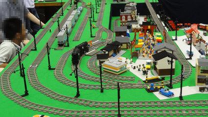 【JAM2013】 Lゲージブロックで作る鉄道模型