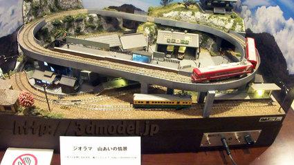 DDF@松屋銀座 鉄道模型ショウ2013
