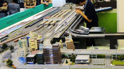 KATO レイアウト@松屋銀座 鉄道模型ショウ2013