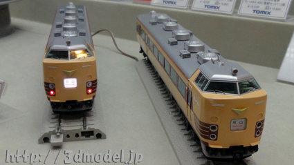 TOMIX@松屋銀座 鉄道模型ショウ2013