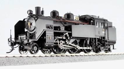 【天賞堂】プラC11形蒸気機関車【HO】