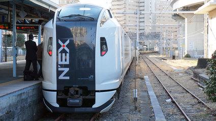 【JR】NEX259系@横須賀駅