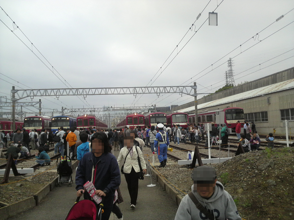 京急フェスタ撮影会会場