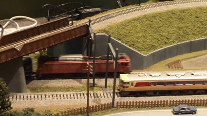 ヨコハマ鉄道模型フェスタ2011 HO キハ82系