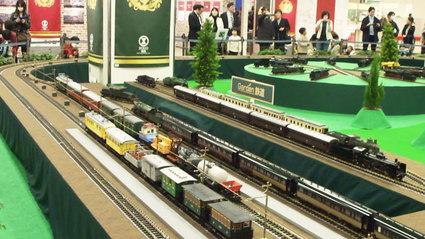 1番ゲージレイアウト 究極の鉄道模型展@そごう横浜店