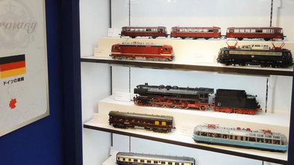 ドイツの車両 究極の鉄道模型展@そごう横浜店
