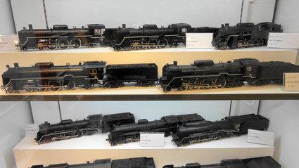日本の蒸気機関車 究極の鉄道模型展@そごう横浜店