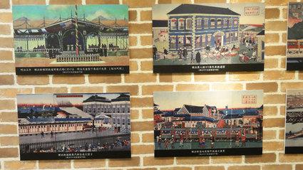 鉄道開業140周年記念パネル展 究極の鉄道模型展@そごう横浜店